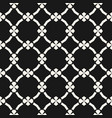 luxury black and white background vector image vector image