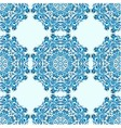 ornament beautiful seamless pattern vector image vector image