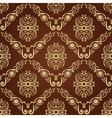Seamless vintage decor vector image vector image
