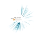 Abstract Technology or business or science light vector image vector image