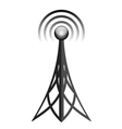 Antenna vector image vector image