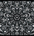 mandala pattern background vector image