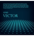 Virtual tecnology background Eps 10 vector image