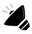 Speaker audio isolated icon