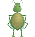 Green Insect Tom vector image vector image