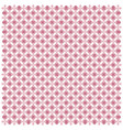 pink geometric seamless pattern image vector image vector image