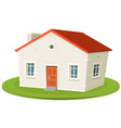 rent-a-house vector image vector image