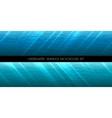 Underwater seamless background vector image