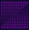 neon lights background magenta purple gradient vector image