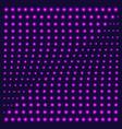 neon lights background magenta purple gradient vector image vector image