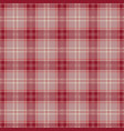 red tablecloth tartan plaid seamless pattern vector image vector image