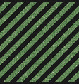 the parallel diagonal lines banner sequins back vector image vector image