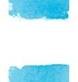 Abstract Watercolor Splash Banner vector image vector image