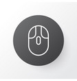 cursor mouse icon symbol premium quality isolated vector image