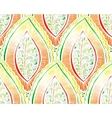 Seamless watercolor pattern vector image vector image