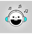 balistening to music