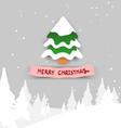ChristmasCartoon03 X vector image vector image