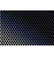 abstract techno metallic gradient grid vector image