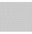 seamless geometric line pattern in arabian style vector image vector image