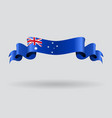 Australian wavy flag