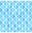 Triangles with rounded corners seamless pattern vector image vector image