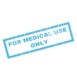 For Medical Use Only Rubber Stamp vector image vector image