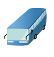 bus transit 2 vector image vector image