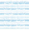 striped marine seamless pattern image vector image vector image