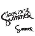 summer2 vector image