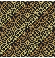 Vintage luxury gold background art deco vector image vector image