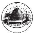 seal state utah 1913 vintage vector image vector image