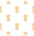 wine wooden cork pattern flat vector image