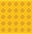 simple seamless pattern - square background design vector image vector image
