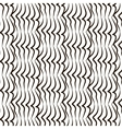 black white vertical lines pattern vector image
