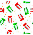 new year texture vector image