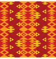 Abstract background in ethnic style vector image vector image
