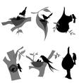 Birds Nest vector image vector image