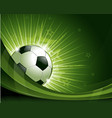 Green soccer background vector | Price: 1 Credit (USD $1)