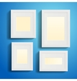 Modern Picture Frames vector image vector image