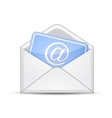 envelope with card vector image