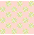 sweet dot pattern vector image vector image