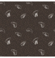 seamless pattern of variety men shoes vector image vector image