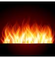 flame burn background