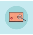 find security hole attack vector image