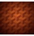 Dark Parquet 3d Seamless Floor Pattern vector image