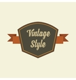Retro vintage badges logo and labels Pin badge vector image vector image