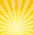 Yellow bright light beams vector | Price: 1 Credit (USD $1)