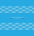 abstract blue line woven and blank space vector image vector image