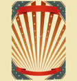 american fourth july banners vector image vector image