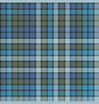 blue check plaid fabric texture textile seamless vector image